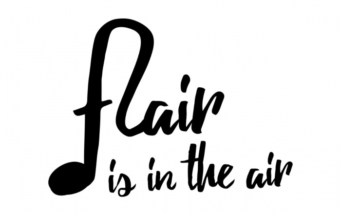 Flair Music is in the Air!